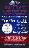 914 For 617: A-Sides Live! For Boston Strong