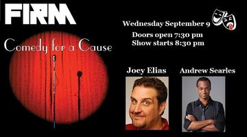 COMEDY FOR A CAUSE SEP 9