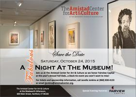 A Fabulous Night at the Museum - Annual Fall Gala 2015