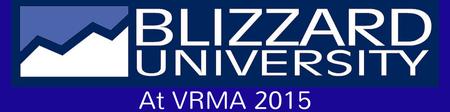 Blizzard University at VRMA 2015 - Trafalger...