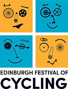 Edinburgh Festival of Cycling Ltd. logo