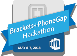 Brackets / PhoneGap Hackathon at Adobe MAX