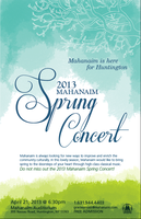 2013 Mahanaim Spring Concert