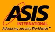 ASIS OC May 15th Special Event
