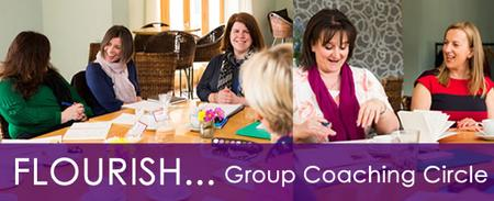 Wed 14 OCT Flourish Group Coaching Circle for Women in...