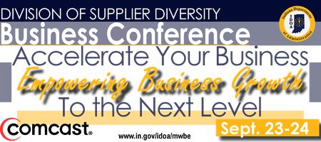 7th Annual Indiana Division of Supplier Diversity...