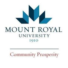 MRU Institute for Community Prosperity logo
