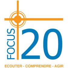 FOCUS20 logo