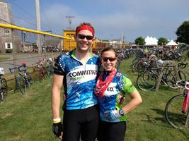 2013 Pan Mass Challenge and Beacon Hill Athletic Club...