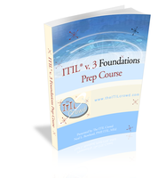$500 Bay Area ITIL Foundation 2 Day Weekend Instructor Led Class
