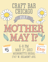 Craft Bar Chicago :: Mother May I?