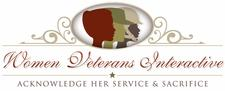 Women Veterans Interactive* logo