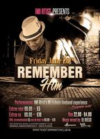"""Remember Him"" Imi Rtist's MJ Tribute Liveband Experience Sir..."