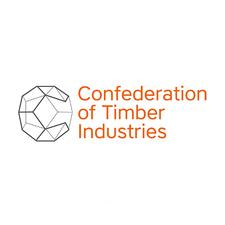 Confederation of Timber Industries logo