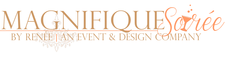 Magnifique Soiree | Event Planning & Design  logo