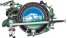 Seattle Scottish Highland Games Association logo