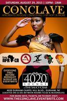 The Conclave {AfroBeats | Reggae | Dancehall | Hip Hop...