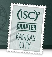 (ISC)² KC Chapter: September 2nd Meeting