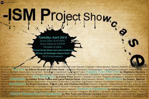 -ISM Project Showcase