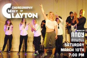 Mosaic Presents Dance Choreography of Missy Clayton |...