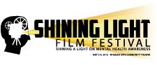 Shining Light Film Festival logo