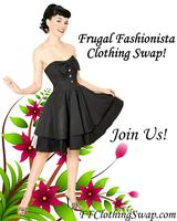 Frugal Fashionista July Plus Size Clothing Swap