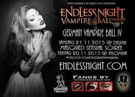 """Endless Night: German Vampire Ball 2015 Weekend """"Film..."""