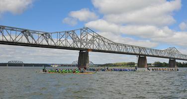 Louisville Dragon Boat Festival 2015