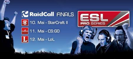 ESL Pro Series RaidCall Finals