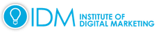Institute of Digital Marketing logo