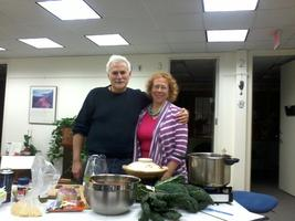 Healing foods  with Dr. Jennifer Botwick and Chef Bill...