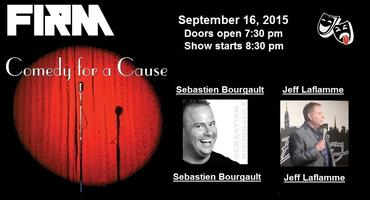 COMEDY FOR A CAUSE SEP 16