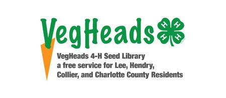 VegHeads 4-H Seed Library: a free service for Lee,...