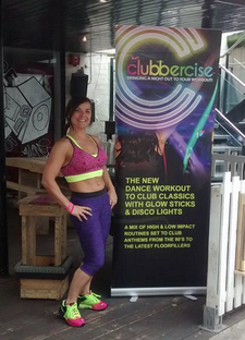 Jemma (Clubbercise Instructor) logo