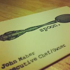 spoon. logo