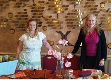 Cindy Lybolt and Angelina Kanable Janssen logo