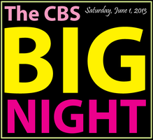 The CBS Big Night