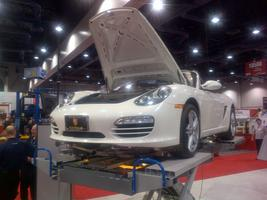 Collision Trade Show 2013 in Cerritos, CA