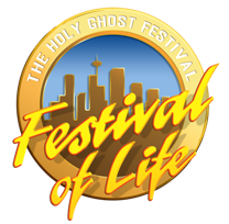 RCCG Central Office and Festival of Life  logo