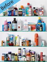 Medicine Cabinet Makeover May 7th @ Meridian Family...
