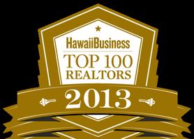 Top 100 Realtors 2013