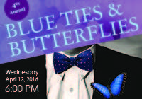 4th Annual Blue Ties & Butterflies