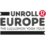 the lululemon yoga rave logo
