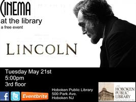Monthly Film Screening: Lincoln
