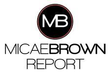 Micae Brown Report  logo