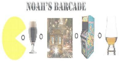 Noah's Barcade - Party #1: Nob Hill
