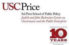 Bedrosian Center on Governance logo
