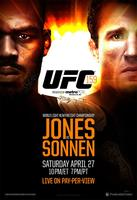 UFC 159 Jones vs Sonnen