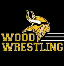 Archbishop Wood Wrestling logo