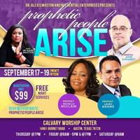 Prophetic People Arise